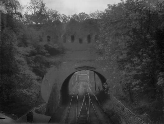 Pont G W R, Glynebwy
