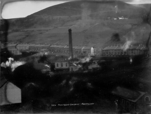 Penybont Colliery; Abertillery