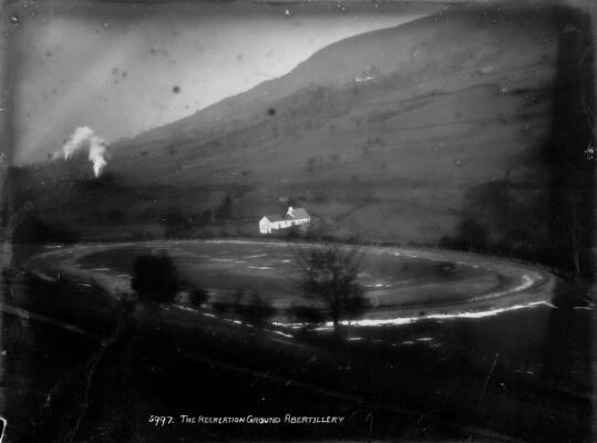 The Recreation Ground, Abertillery