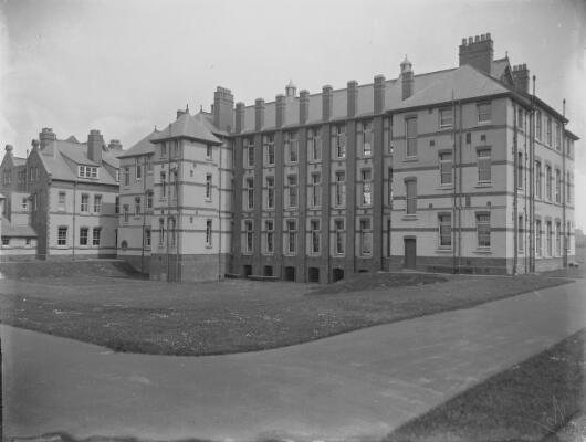 Seamen's Hospital, Cardiff