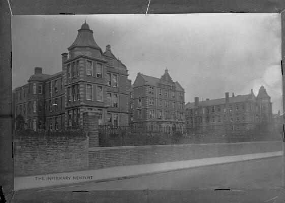 The Infirmary, Newport