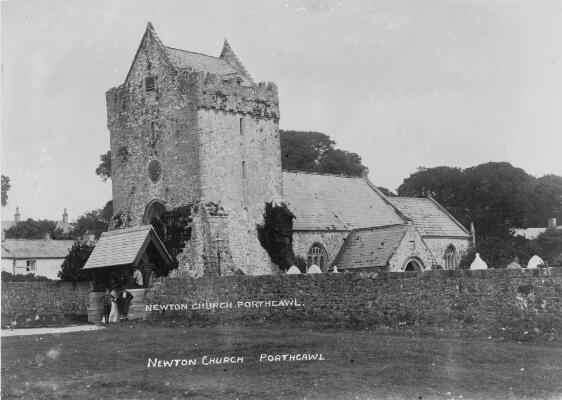 Newton Church - Porthcawl