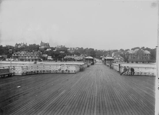 View from Pier, Penarth