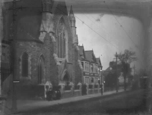 Presbyterian Church, Caerleon Road, Newport