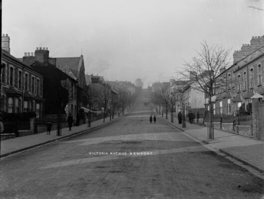 Victoria Avenue, Newport