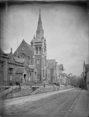 Wesleyan Church, Stow Hill, Newport