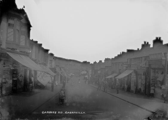 Cardiff Road, Caerphilly