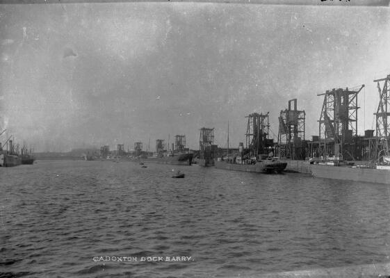 Cadoxton Dock, Barry