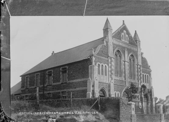 Bethel Independent Chapel, Caerphilly