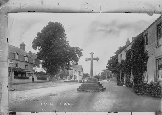 Llandaff Cross