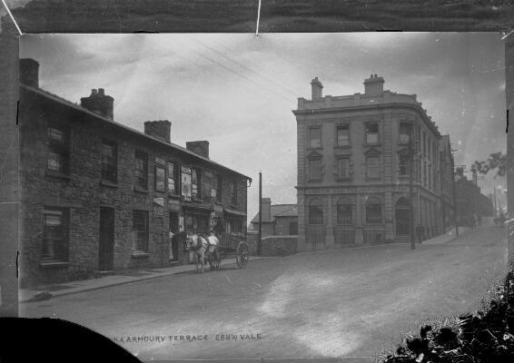 Bank & Armoury Terrace, Ebbw Vale