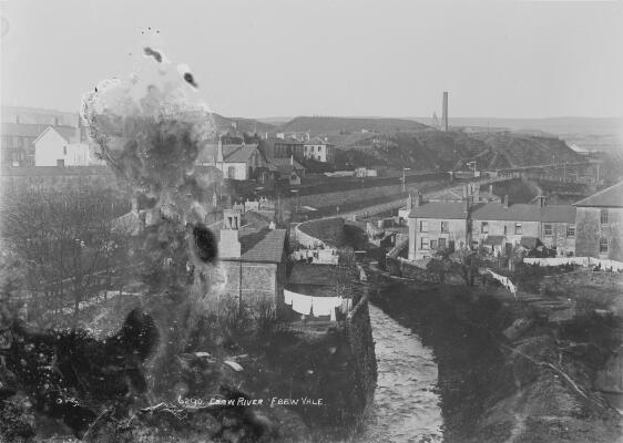 Ebbw River, Ebbw Vale