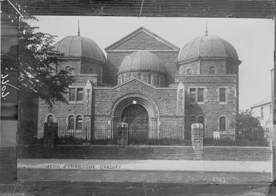 Jews Synagogue, Cardiff