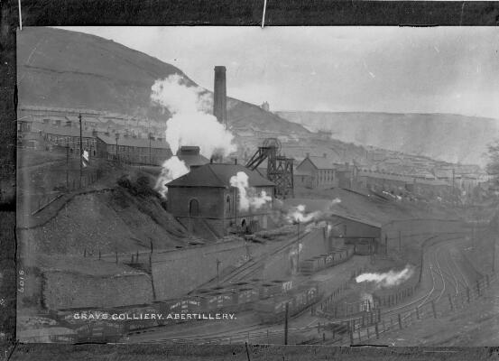 Gray's Colliery, Abertillery