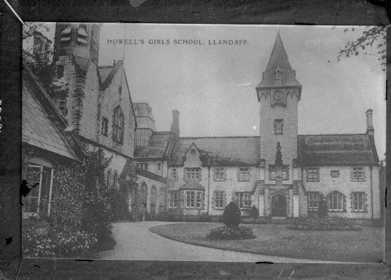 Ysgol Y Merched, Howell's, Llandaf