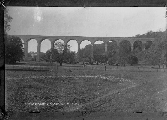 Porthkerry Viaduct, Barry