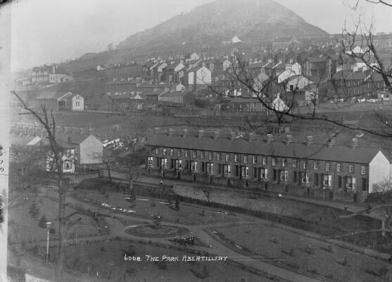The Park, Abertillery ca.1905