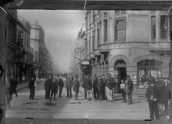 James Street, Cardiff
