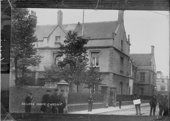 Cartref Llongwr, Caerdydd