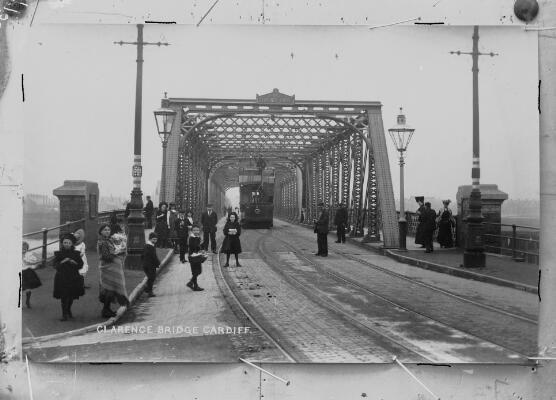 Clarence Bridge, Cardiff