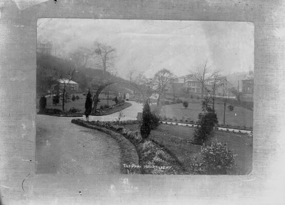View of the Park, Abertillery