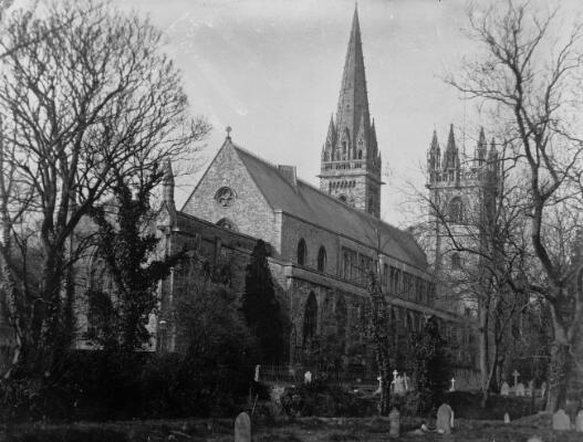 Cathedral; Llandaff