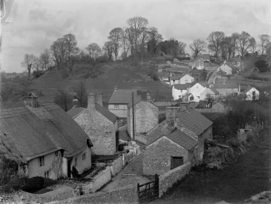 Llanblethian village