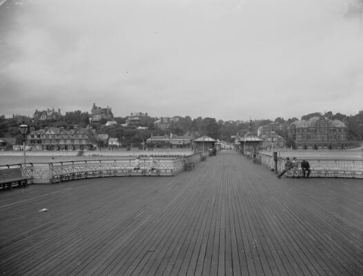 Penarth from the Pier