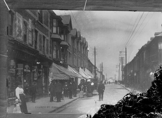 Church Street, Ebbw Vale