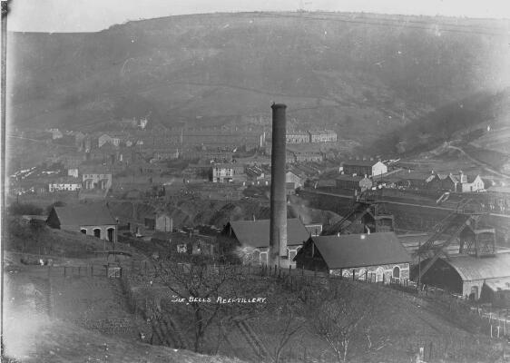 Six Bells, Abertillery