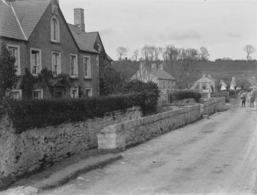 Great House, Llanfleiddan