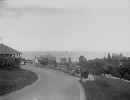 Alexandra Park; Penarth