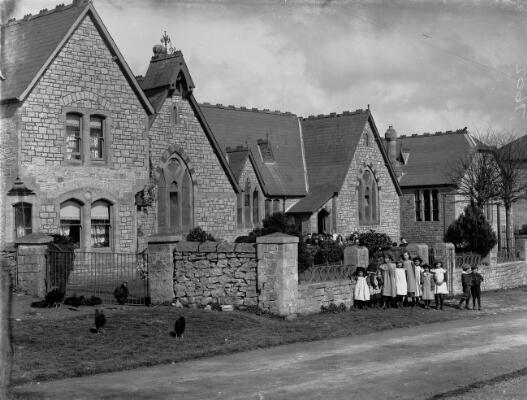 The Council School, Cowbridge