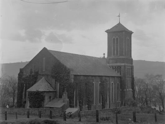 Glyntaff Church, Pontypridd