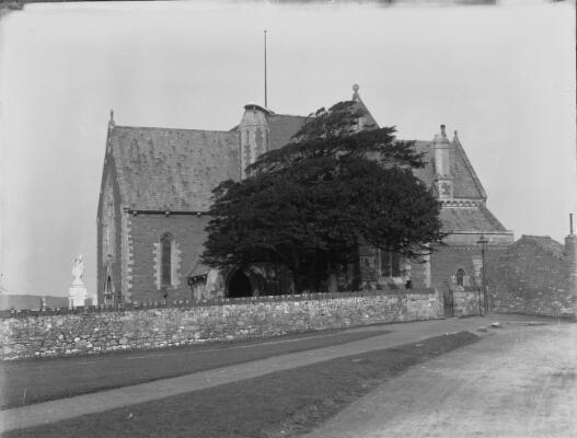 Eglwys y Santes Fererid, Y Rhath