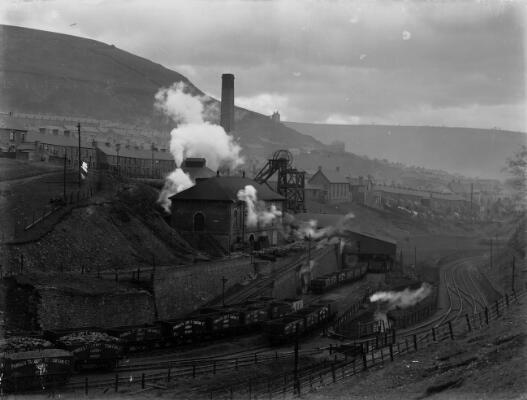 Gray's Colliery Abertillery