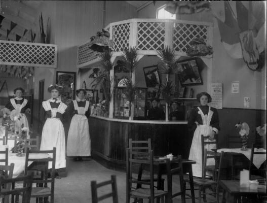 The Cafe, ARRC ca.1905