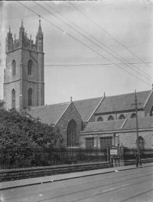 St Johns Church, Cardiff