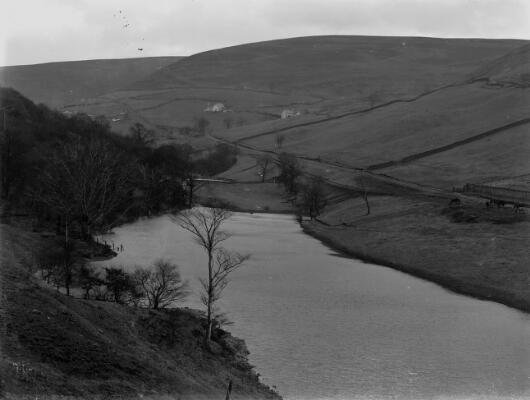 The Lake, Cwm Tillery, Abertillery