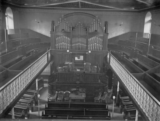 Primitive Methodist Chapel, Abertillery