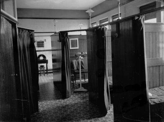 Ladies Bath Dressing Rooms, Stuart House