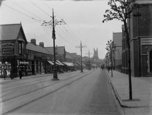 Albany Road, Cardiff ca.1905