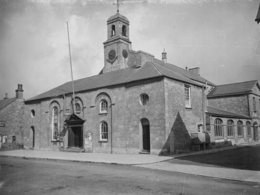Town Hall, Cowbridge