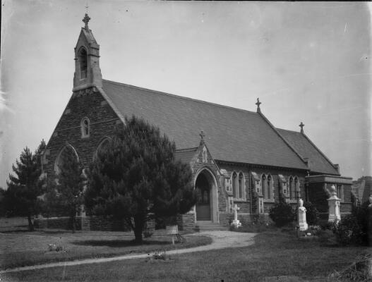 Eglwys Trefgwilym