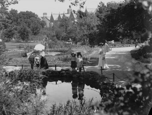 Thompson's Park, Cardiff