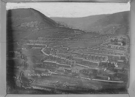 View of Blaenau Gwent
