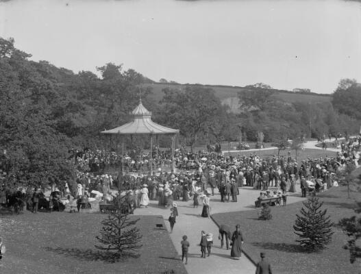 Bandstand, Roath Park