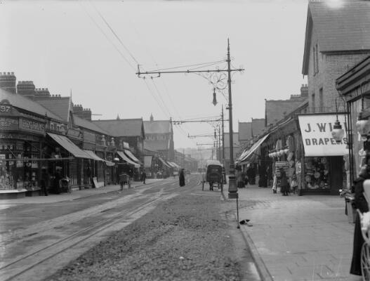Woodville Road, Caerdydd