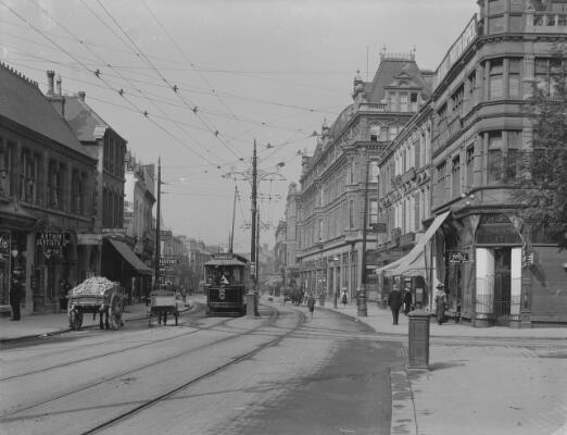 Heol y Frenhines, Caerdydd