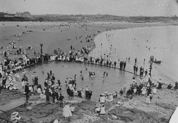The Bathing Pool, Barry